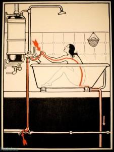 Утечка тока в ванной