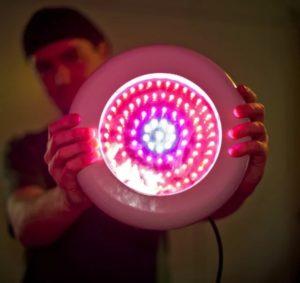 Светодиодные лампы для подсветки растений