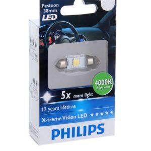Лампы для автомобиля Филипс