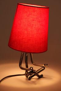 Как включить лампу без дросселя.