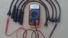 Прибор для измерения сопротивления проводов