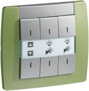 Диммер клавишный