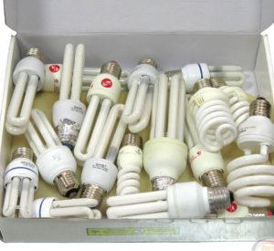 Как утилизировать ртутные лампы