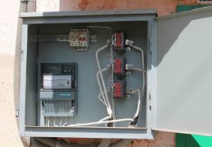 Подключение электросчетчика с трансформатором тока