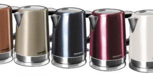 Разновидности чайников