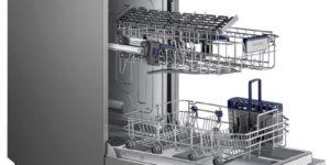Общий вид посудомоечной машины