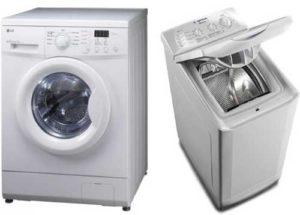 Внешний вид стиральных машин