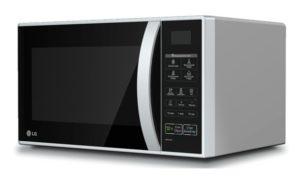 Микроволновая печь с электронным управлением