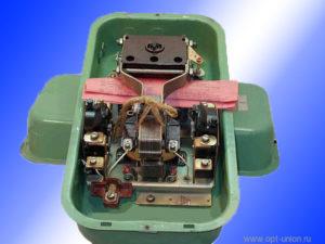 Внешний вид магнитного контактора