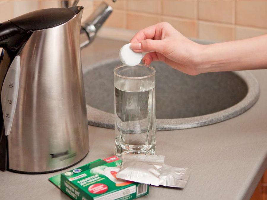Чем чистить чайник в домашних условиях