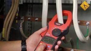 Как мерять ток измерительными клещами