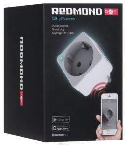 Электронная розетка Redmond SkyPlug 100S