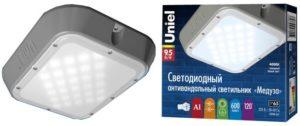 Внешний вид антвандального светильника для жкх