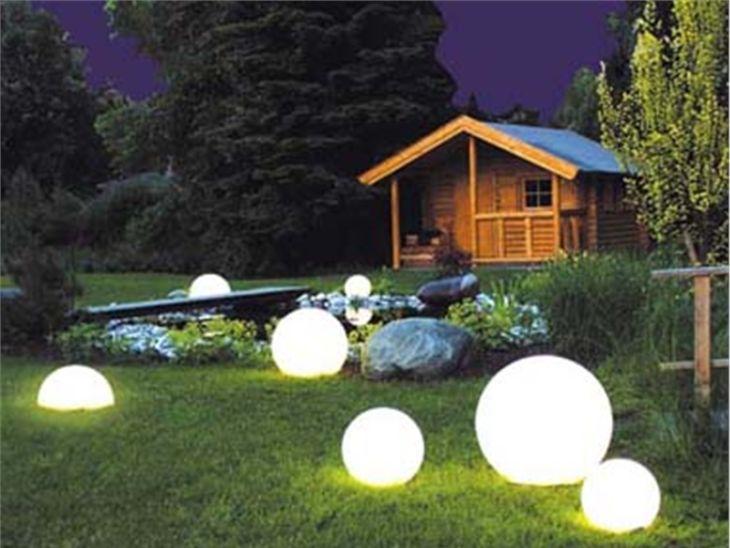 Выбор светильника для дома и двора
