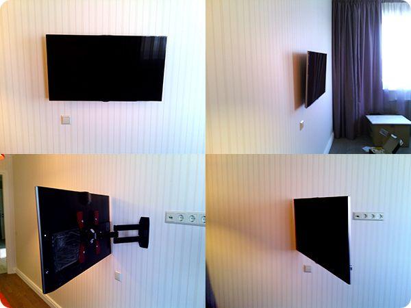 Как правильно сделать телевизор