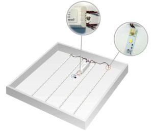 Драйвер светодиодного светильника