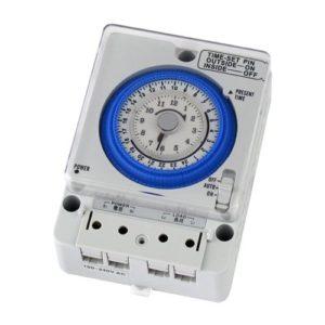 Выключатель для умного дома с датчиком времени