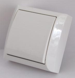 Внешний выключатель для подключения светильника