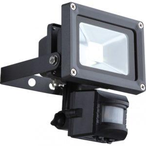 Светодиодный настенный фонарь с датчиком движения