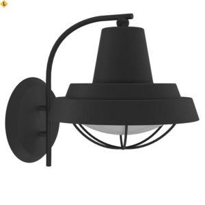 Настенный светодиодный фонарь в ретро стиле