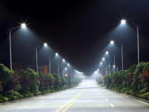 Приемущества светодиодных ламп для уличного освещения