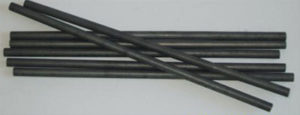 Угольные стержни для сварки проводов