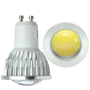 Цоколь лампы GU10