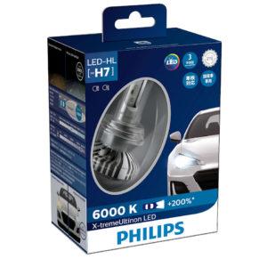 Led лампа от Филипс H7
