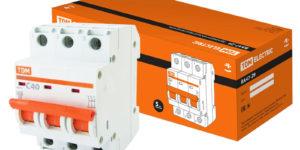 3-х фазный автоматический выключатель